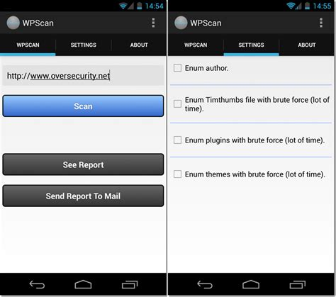 wpscan apk wpscan android torna disponibile e cambia nome
