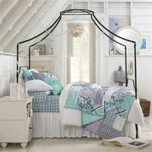 Teen Canopy Bed pottery barn teen for us non teens driven by decor