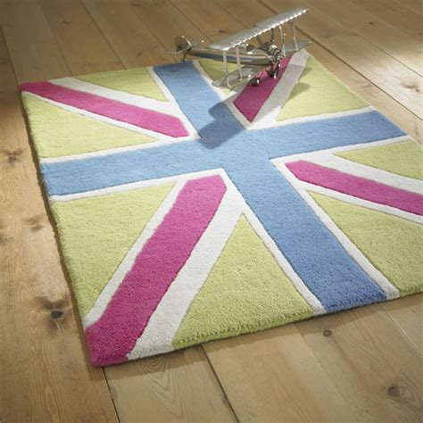 little girls bedroom rugs union flag girl s rug from little lucy willow children s rugs 10 of the best