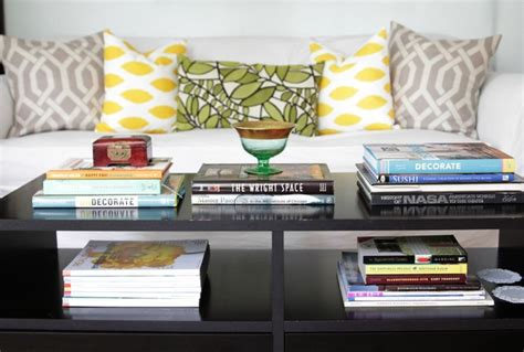Print Coffee Table Book Coffee Table Books Eclectic Living Room Houston By The Decor Fix