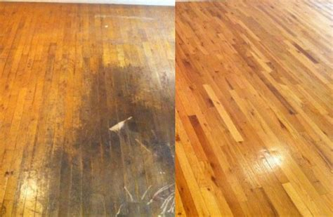 All About Floor Restore!   Geek to Sheek Home Improvements!