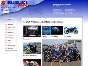 Suzuki Motorrad Händler Rheinland Pfalz by Motorradhandel Hertrf In Nordhorn Motorradh 228 Ndler