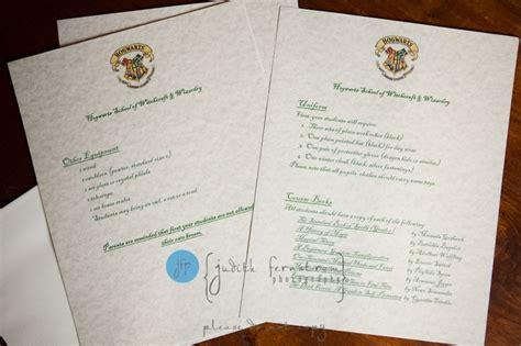 Harry Potter Acceptance Letter Supply List the gallery for gt hogwarts acceptance letter supply list