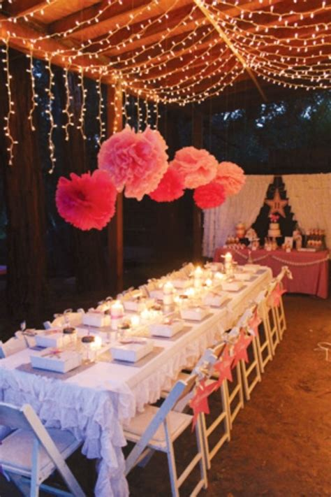 outside party 40 best images about sweet 16 on pinterest outdoor
