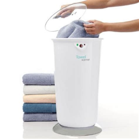 bathtub warmer keep your bathroom towels dry at all times with brookstone