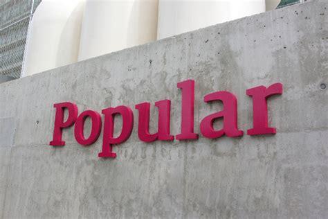 banco popular empleo banco popular comprometido con el medio ambiente y el