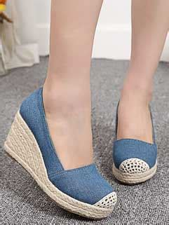 Best Seller Wedges Simple Mocca wholesale shoes buy cheap womens fashion shoes from china