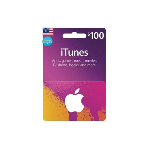 Us Gift Cards Online - 100 us itunes gift card