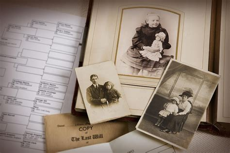 family history ten ways to celebrate family history month