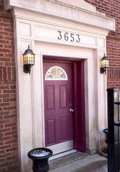 eggplant doors on purple door front doors and door colors
