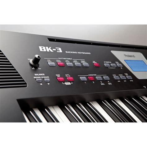 Keyboard Roland 3 Jutaan roland bk 3 bk 171 keyboard