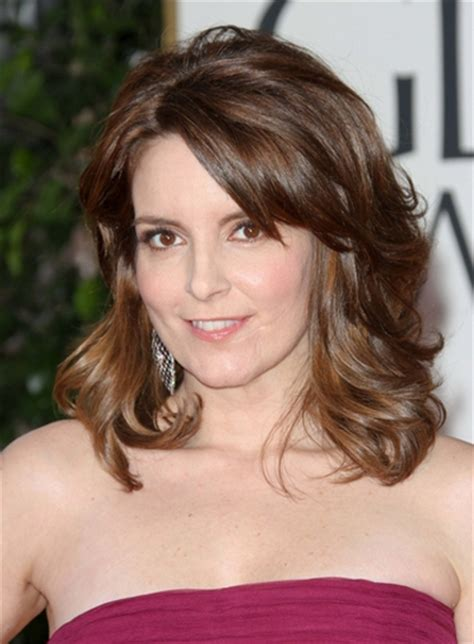 Tina Fey Hairstyle by Tina Fey Hairstyles Wallpaper 1 Of 4