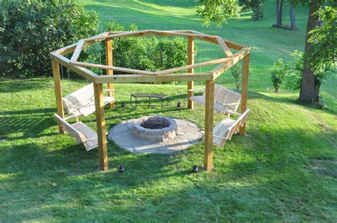 bench swing fire pit bench swing fire pit fire pit design ideas