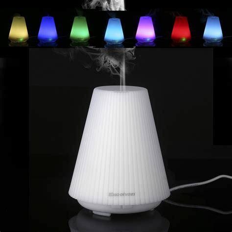 spa room aroma mist diffuser led ultrasonic essential aroma diffuser air humidifier room spa aromatherapy ebay