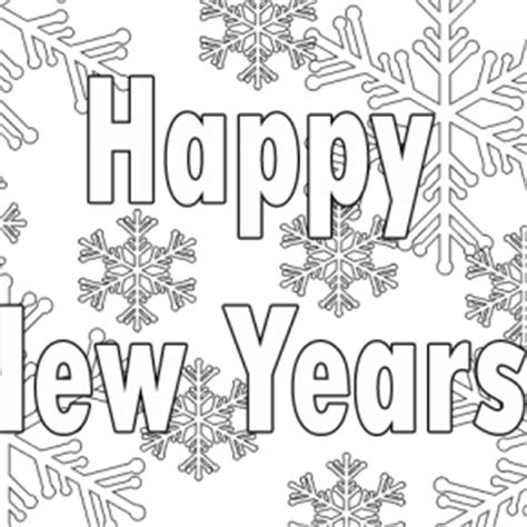 coloring pages for new years eve 2014 new years eve coloring page1 copy 290x290 maestra e