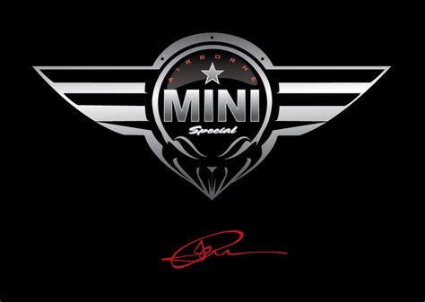 logo mini cooper mini related emblems cartype