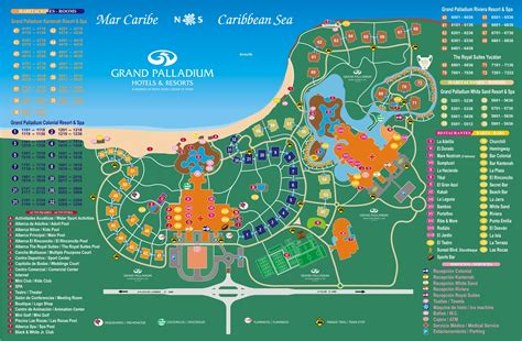 Palladium Addict: Resort Maps   Palladium Addict   The Original Fan Site of the Grand Palladium