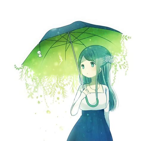 Anime Umbrella by Characters With An Umbrella Search