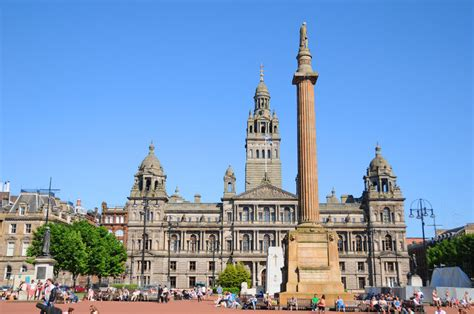 hairdresser glasgow george square train glasgow trains map pass timetables and fares