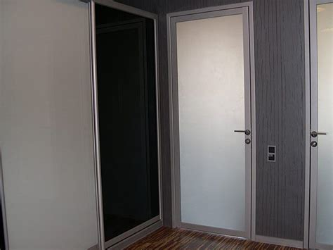 Interior Aluminum Doors Various Options For The Production Of Aluminum Doors With Glass And Without Glass
