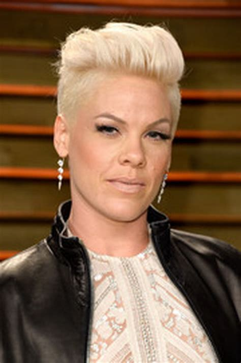 what is pinks style hairstyles p nk