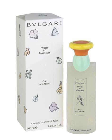 Bvlgari Petit Et Mamans Parfum sonatafashion brands bvlgari bvlgari petits et mamans eau de toilette 100ml