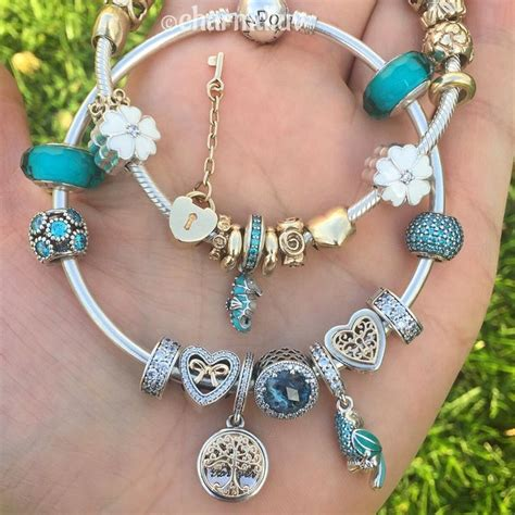 who makes pandora jewelry 814 best pandora charms rings n bracelets images on