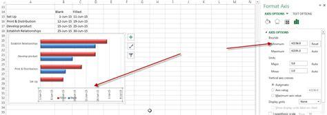 Simple Gantt Chart Template Excel 2010 by How To Create A Gantt Chart In Excel Gantt