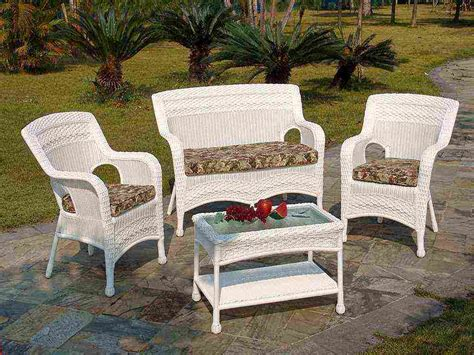 outdoor patio wicker furniture plastic wicker outdoor furniture decor ideasdecor ideas