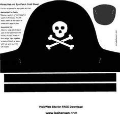 How To Make A Pirate Hat Out Of Construction Paper - 1000 images about pirate on pirate hats