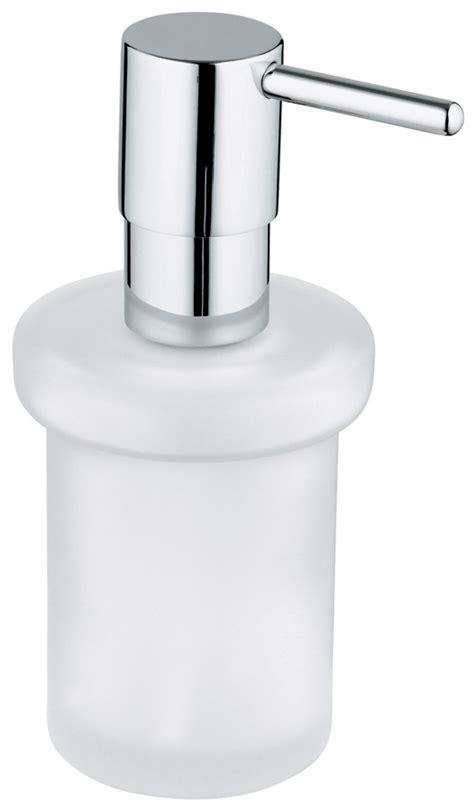 grohe accessori bagno grohe essentials dispenser accessori bagno