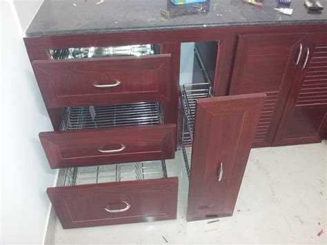 Pvc Kitchen Cabinets by Pvc Modular Kitchen Coimbatore Redme Interiors