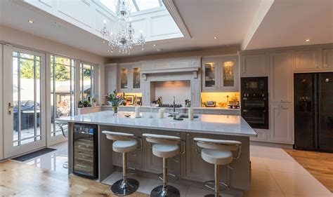 Luxury Kitchen Islands by Kitchens Nolan Kitchens New Kitchens Designer