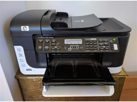 Printer Hp Officejet 6500 Wireless All In One hp officejet 6500 wireless all in one printer south nanaimo nanaimo