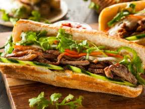 How To Use A Bread Toaster Vietnamese Banh Mi Sandwich International Food Recipes