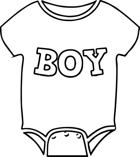 New Baby Cool Baby Boy Coloring Pages Welcome Baby Boy Cool Shirt Coloring Pages