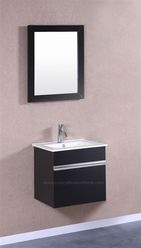Small Black Vanity by Petronius 20 Quot Small Black Vanity Sink