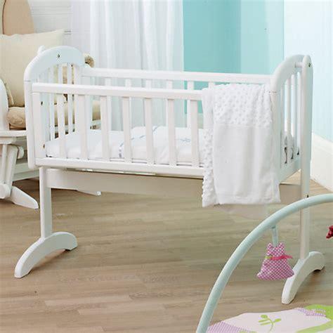 white swinging crib buy john lewis anna swinging crib white john lewis