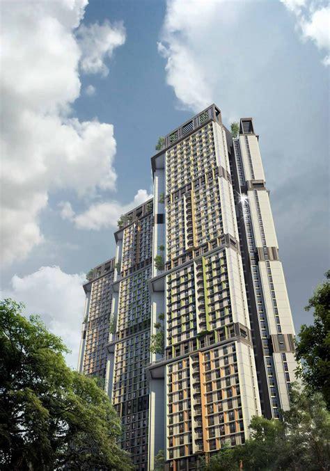 Plan Apartment gallery of skyville dawson woha 5