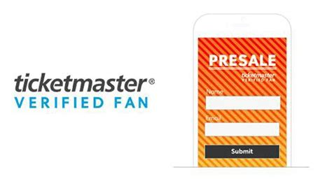 ticketmaster verified fan ticketmaster get started