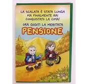 Pin Biglietti Di Auguri Pensione Pictures To On Pinterest