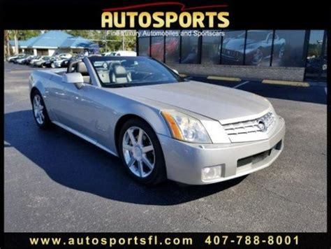 how to learn about cars 2007 cadillac xlr lane departure warning 2007 cadillac xlr for sale 61 used cars from 12 100
