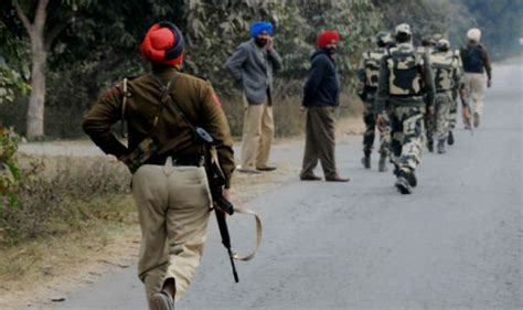Extensive Search Extensive Search Operation On In Gurdaspur India