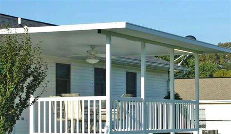Porch Covers Awnings by Yukon Patio Cover