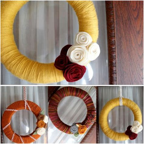 Easy Handmade Decorations - 3 easy handmade home decor ideas 7 weddings