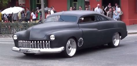 Ass Auto by Badass 1951 Ford Mercury With An Air Suspension