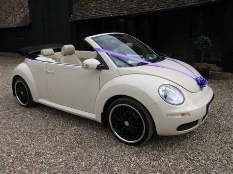 Wedding Car East Midlands by Vw Beetle Wedding Car Hire Leicestershire East Midlands
