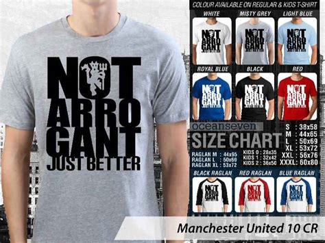 Baju Manchester United 05 T Shirt Kaos Bola Distro Ordinal kaos manchester united hacked by lasthope
