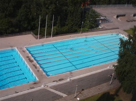 50 meters to new 50 meter pools contribute to swimming success in the