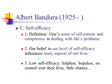 Behavior Modification Bandura by Chapter 11 Behaviorism After The Founding Ppt